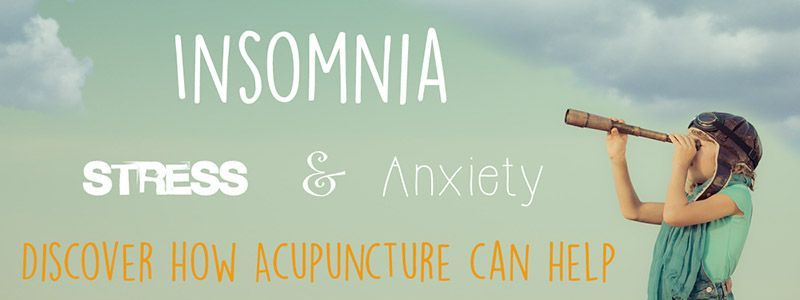 Insomnia acupuncture Brisbane