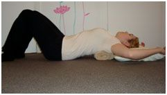 Thoracic Extension with towel and Pectoralis stretch